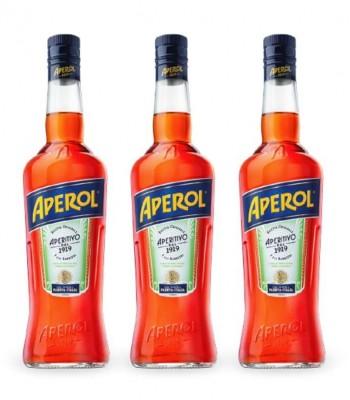 Pack x 3 Aperol