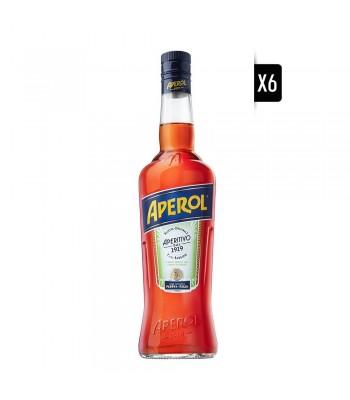 Pack x6 Aperol