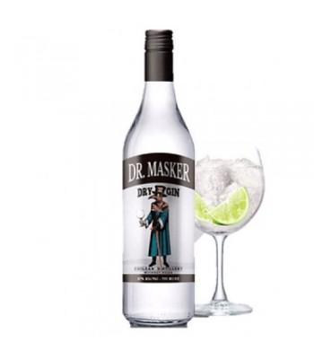 Dr. Masker Dry Gin + Copa Gintonera Dr Masker
