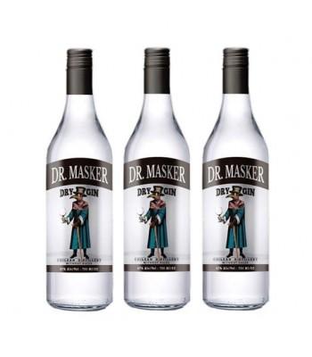 TripPack 3x Dr. Masker Dry Gin